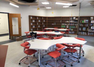 St. Bede Classroom Renovations